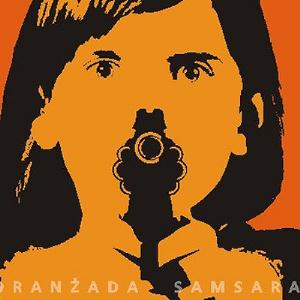 Oranzada - Samsara CD (album) cover