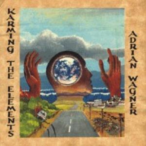 Adrian Wagner - Karming The Elements CD (album) cover