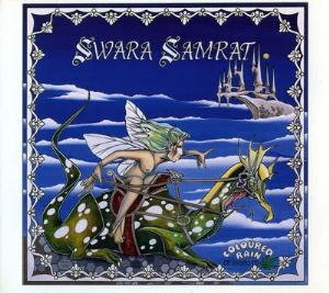 SWARA SAMRAT - The Truth About Suzanne CD album cover