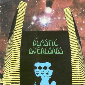 Plastic Overlords - Plastic Overlords CD (album) cover