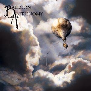 Balloon Astronomy - Balloon Astronomy CD (album) cover