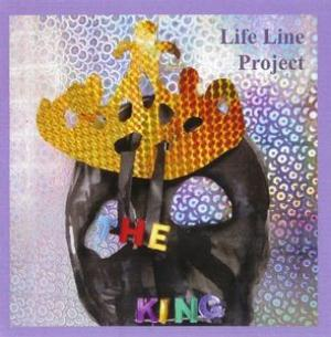 LIFE LINE PROJECT - The King CD album cover
