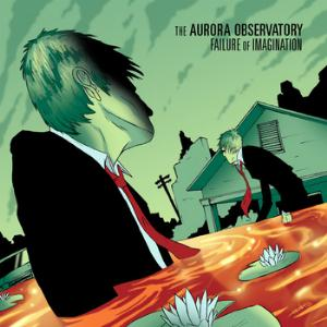 The Aurora Observatory - Failure Of Imagination CD (album) cover