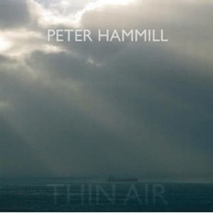 Peter Hammill - Thin Air CD (album) cover