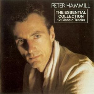 Peter Hammill - The Essential Collection CD (album) cover