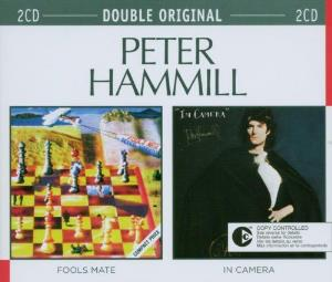 Peter Hammill - Fools Mate / In Camera CD (album) cover
