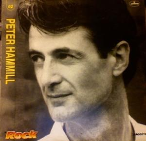 Peter Hammill - Il Rock CD (album) cover