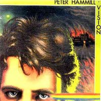 Peter Hammill - Vision CD (album) cover