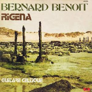 Bernard Benoit - Rigena CD (album) cover