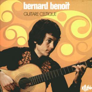 Bernard Benoit - Guitare Celtique CD (album) cover