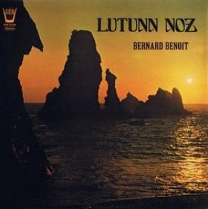 Bernard Benoit - Lutunn Noz CD (album) cover