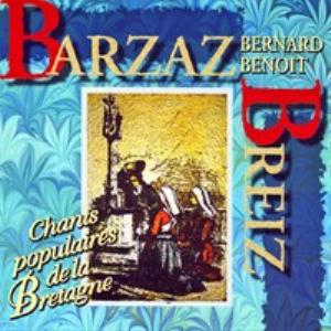 Bernard Benoit - Barbaz Breiz CD (album) cover