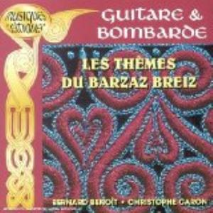Bernard Benoit - Guitare Et Bombarde (with Christophe Caron) CD (album) cover