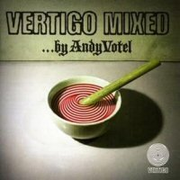 Various Artists - Vertigo Mixed (by Andy Votel) CD (album) cover
