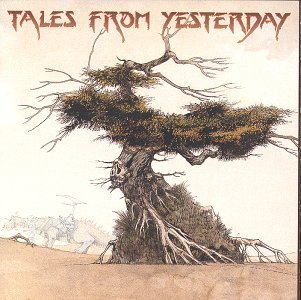 Various Artists - Tales From Yesterday : A View From The South Side Of The Sky CD (album) cover