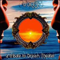 Various Artists - Voices - A Tribute To Dream Theatre CD (album) cover