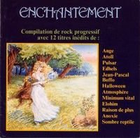 Various Artists - Enchantement CD (album) cover