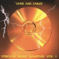 Various Artists - Lions & Fables - Verglas Music Sampler Vol. 1 CD (album) cover