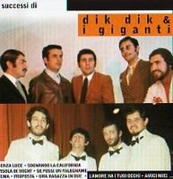 Various Artists - Successi Di Dik Dik & I Giganti CD (album) cover