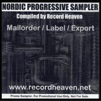 Various Artists - Nordic Progressive Sampler CD (album) cover