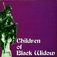 Various Artists - Children Of Black Widow CD (album) cover