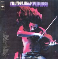Various Artists - Fill Your Head With Rock CD (album) cover