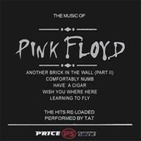 Various Artists - The Music Of Pink Floyd CD (album) cover