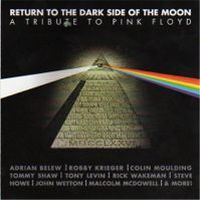 Various Artists - Return To Dark Side Of The Moon - A Tribute To Pink Floyd CD (album) cover