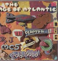 Various Artists - The Age Of Atlantic CD (album) cover