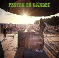 Various Artists - Festen På Gärdet CD (album) cover