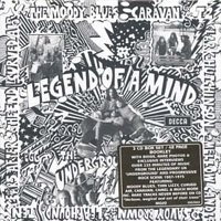 Various Artists - Legend Of A Mind CD (album) cover