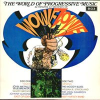 Various Artists - Wowie Zowie ! The World Of Progressive Music CD (album) cover