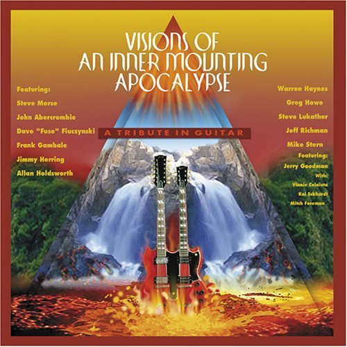 Various Artists - Visions Of An Inner Mounting Apocalypse CD (album) cover