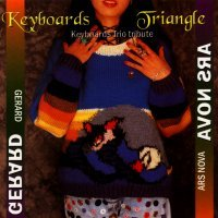 Various Artists - Keyboards Triangle CD (album) cover