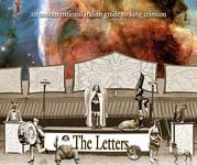 Various Artists - The Letters : An Unconventional Italian Guide To King Crimson CD (album) cover