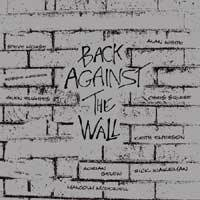 Various Artists - Back Against The Wall CD (album) cover