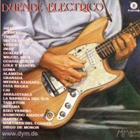 Various Artists - Duende Electrico CD (album) cover