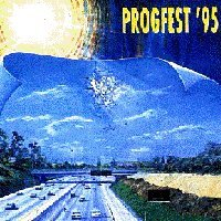 Various Artists - Progfest '95 CD (album) cover