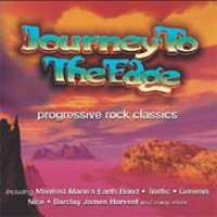 Various Artists - Journey To The Edge CD (album) cover