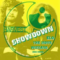 VARIOUS ARTISTS - Harvest Showdown CD album cover