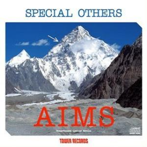 Special Others - Aims CD (album) cover