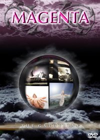 Magenta - The Gathering DVD (album) cover
