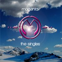 Magenta - The Singles CD (album) cover