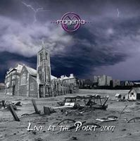 Magenta - Live At The Point CD (album) cover
