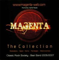 Magenta - The Collection CD (album) cover