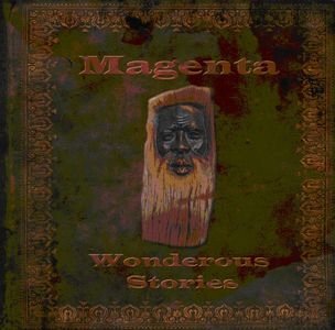 Magenta - Wonderous Stories CD (album) cover