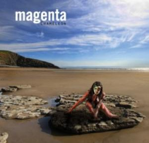 Magenta - Chameleon CD (album) cover