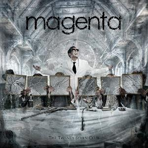 Magenta - The Twenty Seven Club CD (album) cover