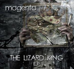 Magenta - The Lizard King E.p. CD (album) cover