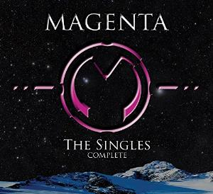 Magenta - The Singles Complete CD (album) cover